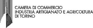 Logo della Camera di commercio di Torino