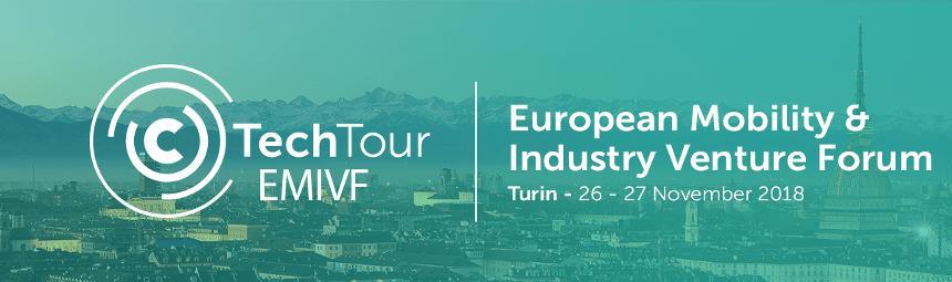 Risultati immagini per European Mobility & Industry Venture Forum 2018