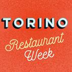 Torino Restaurant Week 2018