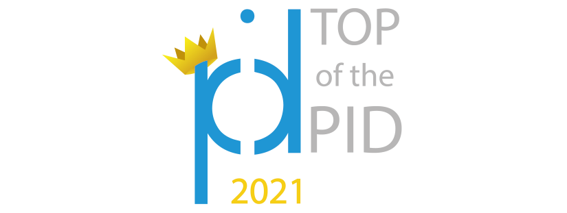 Logo top of the pid 2021