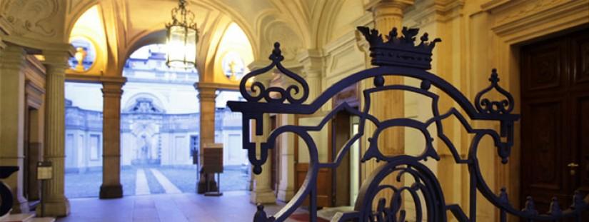 Testata palazzo Birago